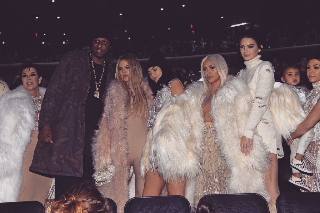 BLOG: KANYE WEST SOLD OUT THE MADISON SQUARE GARDEN FOR HIS FASHION SHOW